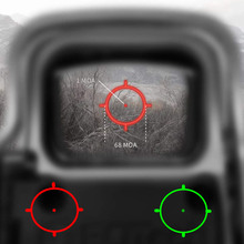 551 552 553 Red Green Dot Holographic Sight Scope Hunting Red Dot Reflex Sight R