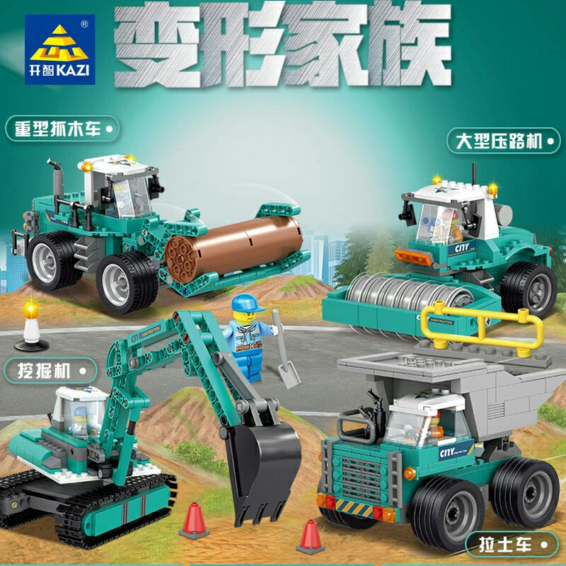 K Model K80453-80456 Models Building Kits Blocks Toys Hobby Hobbies For Boys Girls Compatible lepin цена
