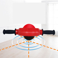 New Upgrade 360 Degree Multi function Household Abdominal Wheel Fitness Equipment Abdominal Muscle Wheel AB Roller Gym Equipment