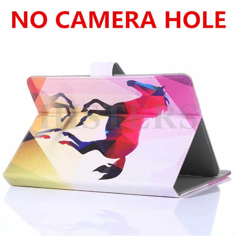 2018 Обложка для huawei MediaPad M3 LITE/M2/M1/T3/T2/T1 8,0 8-дюймовый планшет универсальный кожаный чехол отверстие для камеры отсутствует