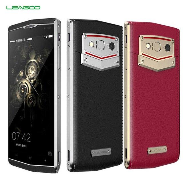 Оригинальный leagoo V1 Встроенная память 16 ГБ + Оперативная память 3 ГБ сети 4 г отпечатков пальцев ID 5.0 дюймов Andriod 5.1 MTK6753 Восьмиядерный 1.3 ГГц смартфон 13.0MP