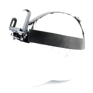 Image 3 - Montagem da correia da cabeça de gopro com grampo do telefone/suporte para o iphone huawei samsung para escalada/esqui/ciclismo esportes 360 graus girados