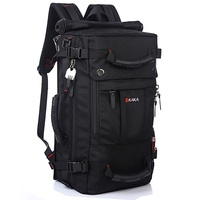 High Quality Brand Men S Travel Bags Fashion Men Backpacks Men S Multi Purpose Travel Backpack