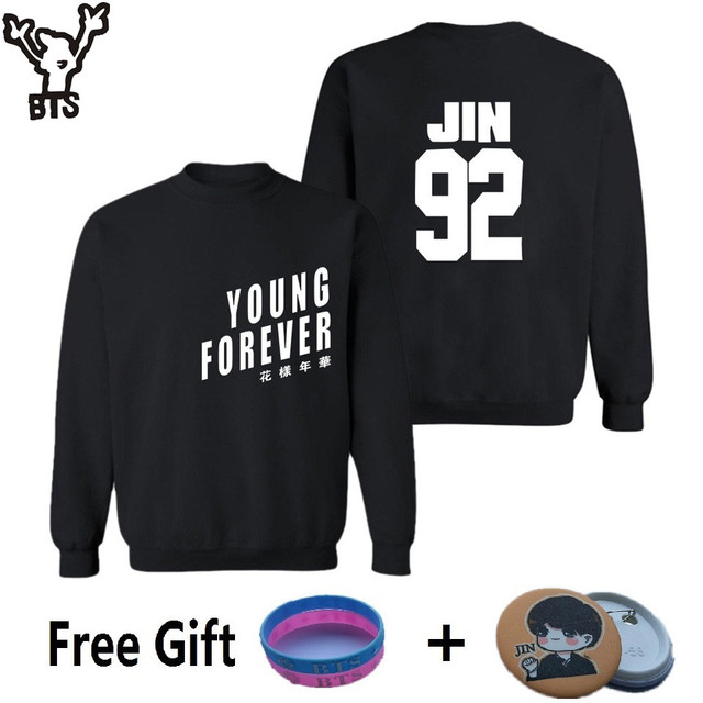 BTS Young Forever Sweatshirt #2