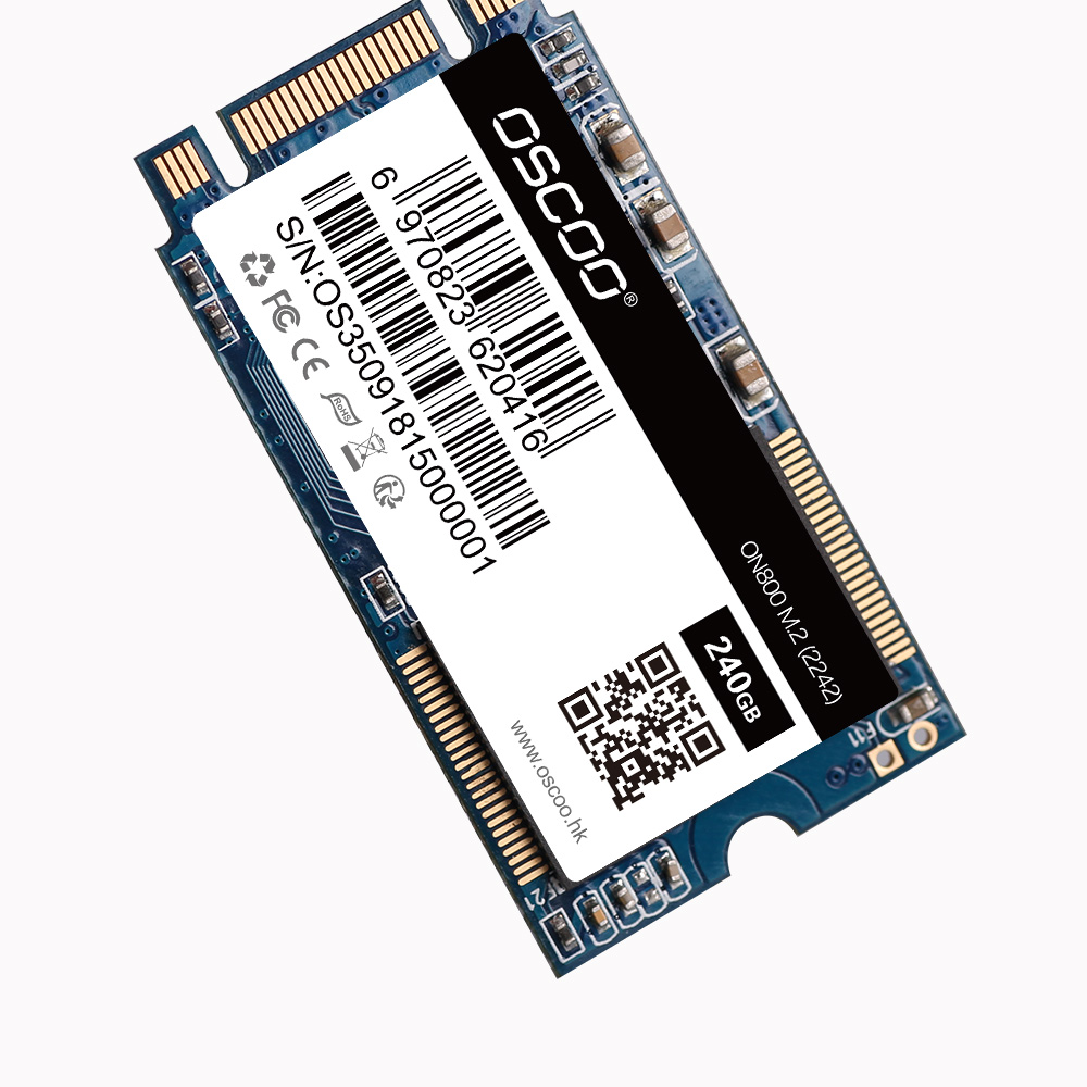 OSCOO 2242 NGFF SSD Hard Disk SATA3 6Gb/s 120GB 240GB Internal Solid State  Drive SSD 240 GB For Lenovo Y510P,Jumper ezbook 3pro-in External Solid  State ...