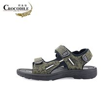 8dd07f259fd0 Crocodile Summer Femme Outdoor Sandals 2018 Women Quick-Dry Flat Sandals  for Women s Beach Shoes Diving Slippers Water Shoes
