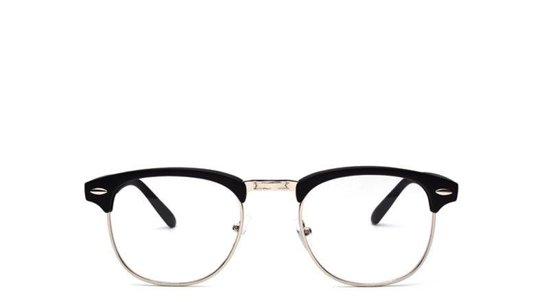 Rahmen Frauen De Objektiv Brillen Mit blau Masculino Photochromism Männer Montage Retro Schwarzes brown Marke Rezept Grau Metall grau Oculos BIRSqqw