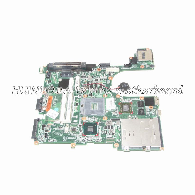 NOKOTION original 686970-001 Main board For HP Elitebook 8570P Laptop Motherboard DDR3 with graphics card full test nokotion main board for hp 240 g3 laptop motherboard zs040 la a995p n3530 cpu ddr3 full test