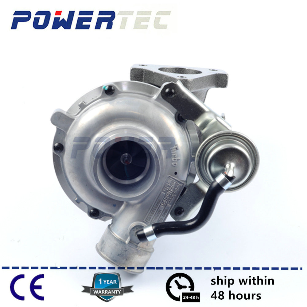 Turbocharger 8973125140 RHF5 8972503642 turbine full For ISUZU Trooper 3.0 DTI 99 04, 4JX1TC 159 HP 8972503641 8972503640 turbo-in Air Intakes from Automobiles & Motorcycles on Turbo DFO SLTURBO Store