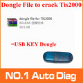 High Performance Professional TIS2000 dongle file to replace usb key dongle to crack TIS2000 for gm tech2 gm car model