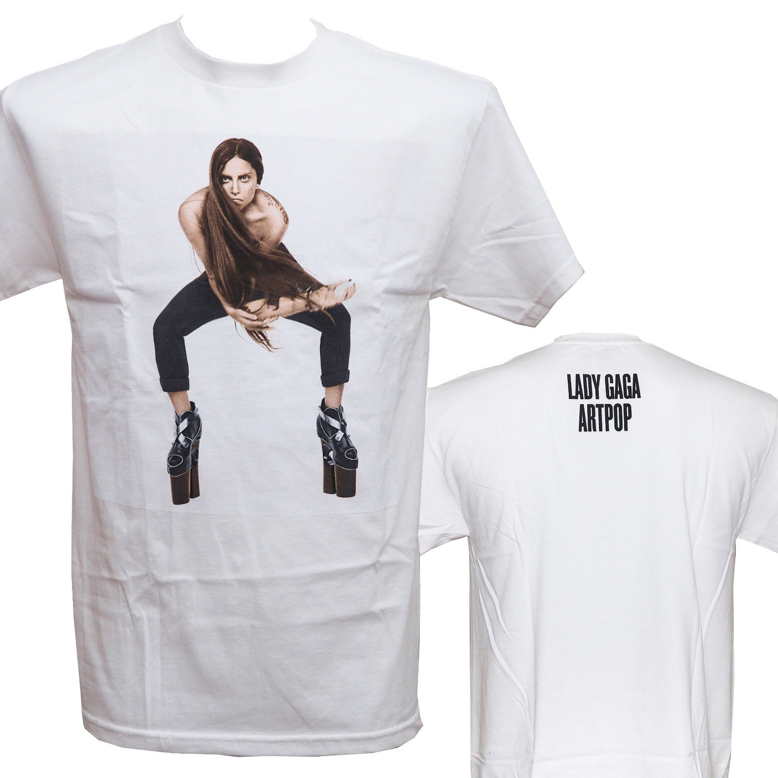 LADY GAGA - ARTPOP THE ARM - Official Licensed T-Shirt - New M L XL