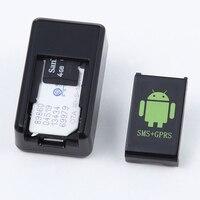 GF-08 Mini Localisateur GPS De Voiture En Temps Réel Tracker GSM/GPRS/GPS Tracker Réseau GSM Dispositif D'écoute avec Voix activé Adaptateur