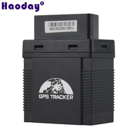 Real time GPS Vehicle Tracker OBDII GPS306B TK306B Coban original OBD gps tracker support car diagnostic fault diagnosis report