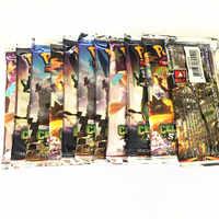 1 Pcs von Pocemones karte 9 pro pack 1-karte pro pack Album Spielzeug Neuheit Geschenk Karte Serie Album top Pack Poker