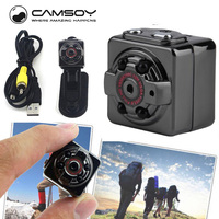 Infrared Night Vision Motion Sensor DV Digital Small Video Camcorder Mini DV Camera SQ8 Mini Camera