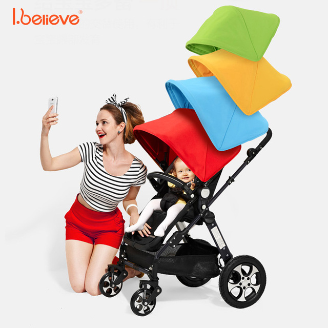 I.believe baby stroller dedicated accessory fashion colorful canopy Chameleon type delicated  sc 1 st  AliExpress.com & I.believe baby stroller dedicated accessory fashion colorful ...