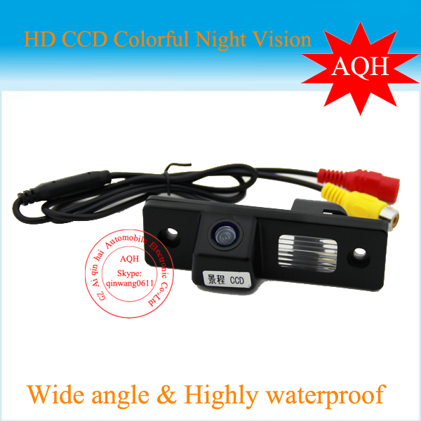 2016 Promotion Special hot selling CCD car reverse parking camera for toyota innova Free Shipping