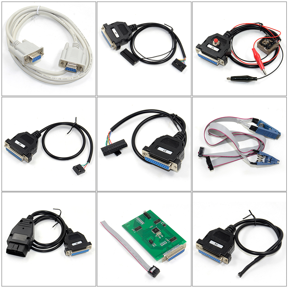 Image 2 - Professional Tacho Pro 2008 July PLUS Universal Dash Programmer UNLOCK Tacho Pro Universal Odometer Programmer-in Car Diagnostic Cables & Connectors from Automobiles & Motorcycles on