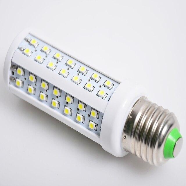 Mail Free + 5PCs YM37 E27 8W 96LEDs 3528 SMD 720Lumens LED Bulb 220V 3000K/6000K Warm White/White Corn Light
