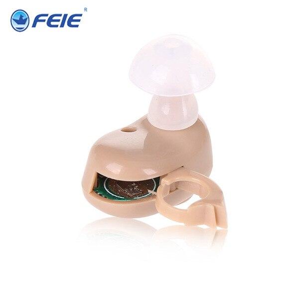 Migliore mini pc analogico hearing aid ascolto aide s per la perdita dell'udito persone aliexpress free libero