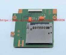 Repair Parts For Sony HXR NX100 PXW Z150 Mounted C.Board MS 1030 SD Card slot board A 2086 011 A