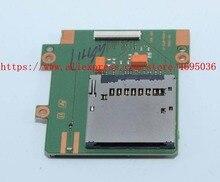 ชิ้นส่วนซ่อมสำหรับ Sony HXR NX100 PXW Z150 ติดตั้ง C. Board MS 1030 ช่องเสียบการ์ด SD board A 2086 011 A