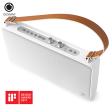 GGMM E5 Wireless WiFi Bluetooth Portable Speaker Outdoor Multi-room DLNA HiFi Stereo Sound Handsfree Speakers 3D Music Player