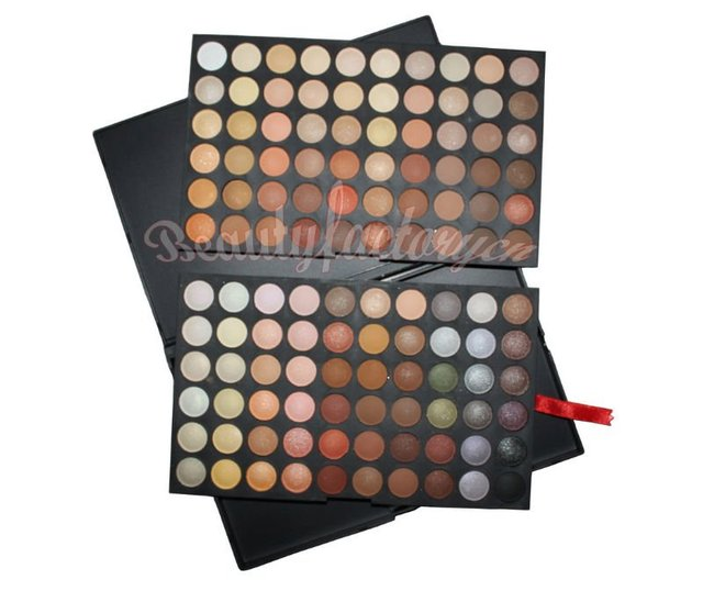 Pro 120 Full Color Eye shadow Palette