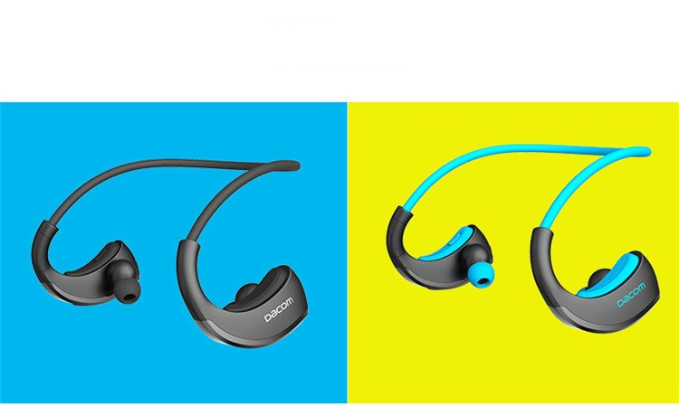 Dacom Armor Bluetooth V4.1 Stereo Headphones IPX5 Waterproof Wireless Outdoor Sports Headset Handsfree Music Earphone With Mic(15)