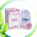 5PCS  Menstrual  Reusable Medical Grade Silicone Menstrual Cup Lady Menstruation  Feminine hygiene product Medical Grade Silicon