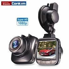 Best Buy Conkim Car DVR MINI Auto Camera Novatek 96650 Chip Full HD 1080p 30fps 170 Degree G-sensor WDR Car Video Recorder Dash cam