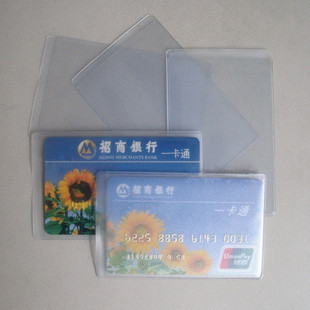 Protective transparent plastic sleeve for the pvc business cards protective transparent plastic sleeve for the pvc business cards free shipping in business cards from office school supplies on aliexpress alibaba colourmoves