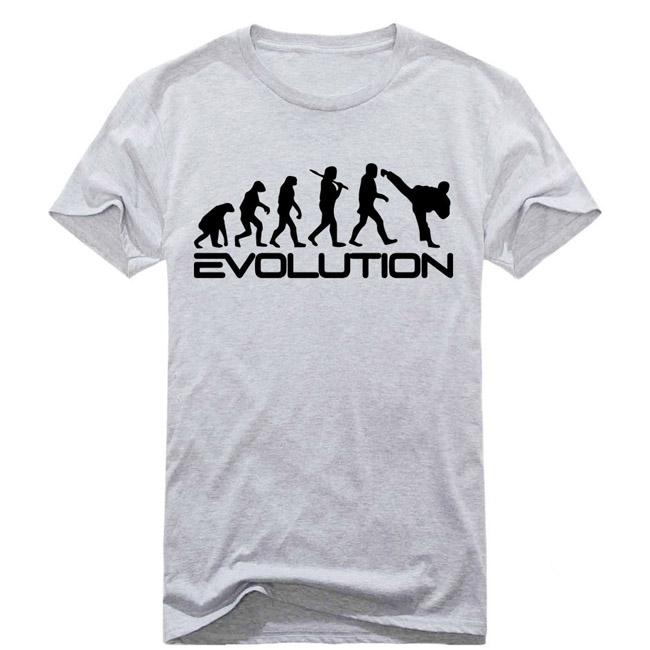 Martial Arts Evolution T-Shirt 4