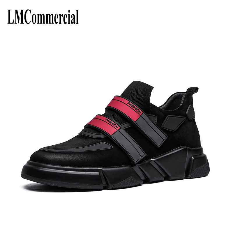 boots men winter new Korean version of the tide young men real leather outdoor men casual shoes, Leisure shoes men s shoes fall new casual men s leather comfortable korean version sub3147
