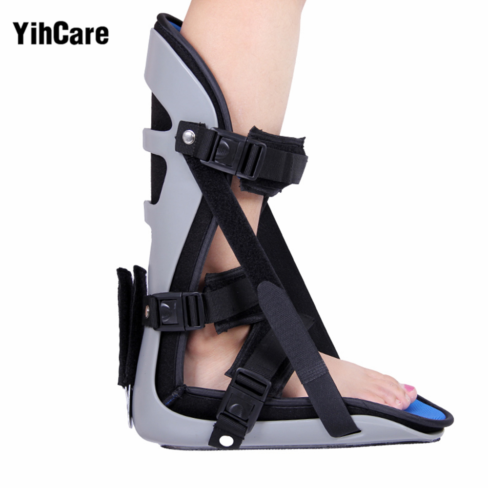 Medical Ankle Sprain Ligament Injury Brace Foot Splint Ankle Orthosis Stroke Varus Foot Plantar Fasciitis Achilles Tendonitis