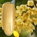 SEASONCARE натуральный чистый Здоровый бренд-Османтуса извлеченные ногтей гель для ногтей необходимо уф светодиодная лампа вылечить зеленый сейф здоровый цвет
