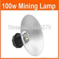 Hurtownie LED 100W oświetlenie LED high-bay AC 85-265V dioda przemysłowa/fabryka/Supermarket/górnictwo oprawa lampa lampa zewnętrzna