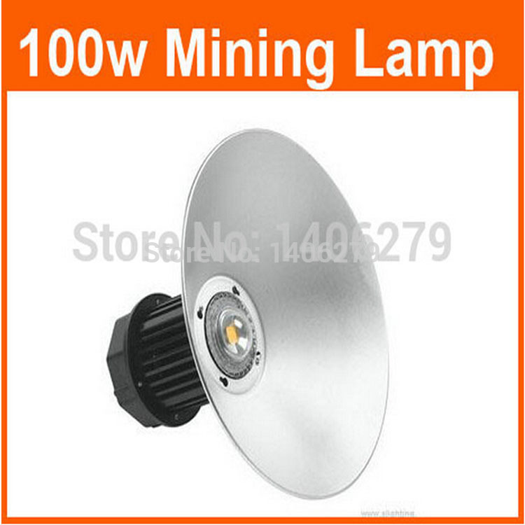 wholesale LED 100W High bay light AC 85 265V led Industrial/Factory/Supermarket/mining fixture lamp lighting outdoor lamp