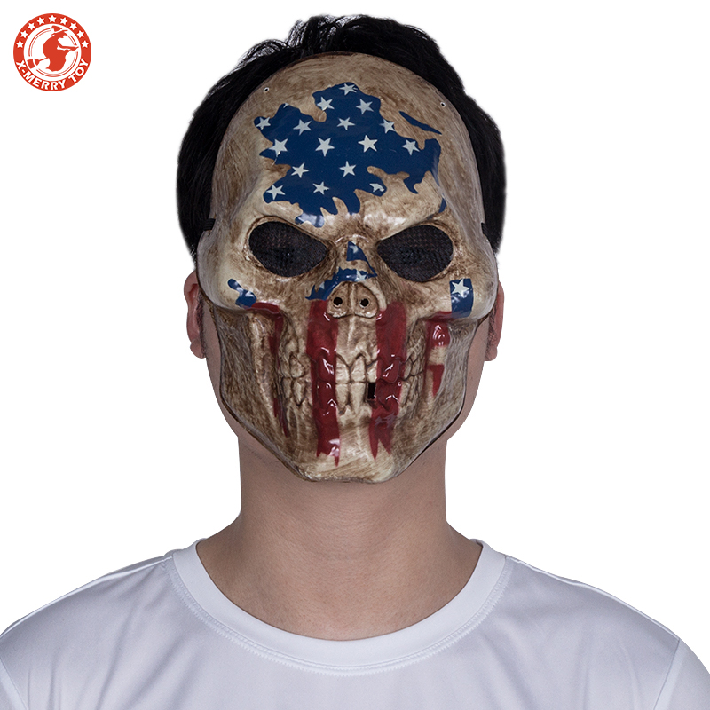 THE PURGE PLASTIC KISS ME FACE MASK CHILD ADULT FANCY DRESS ELECTION YEAR MOVIE