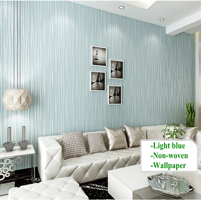 Wallpapers YOUMAN Modern 3D Embossed Self-adhesive Living Room Bedroom TV Backdrop Vertical Striped Wallpaper Roll for Walls
