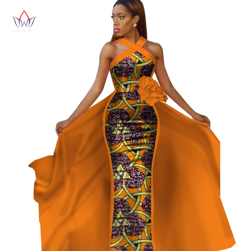 african dresses for women plus size Dashiki african sleeveles ...