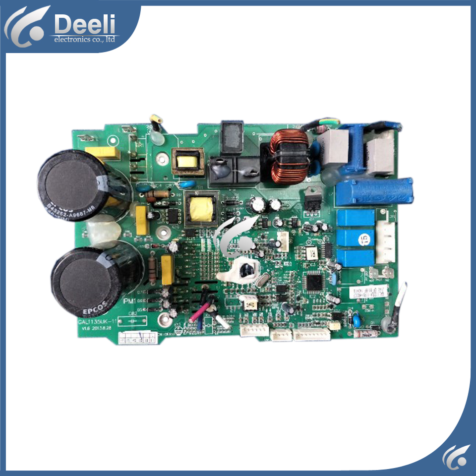 good working for air conditioning pc board circuit board motherboard GAL1135UK-11R-P0019 GAL1135UK-11R-P0071 used board 574680 001 1gb system board fit hp pavilion dv7 3089nr dv7 3000 series notebook pc motherboard 100% working