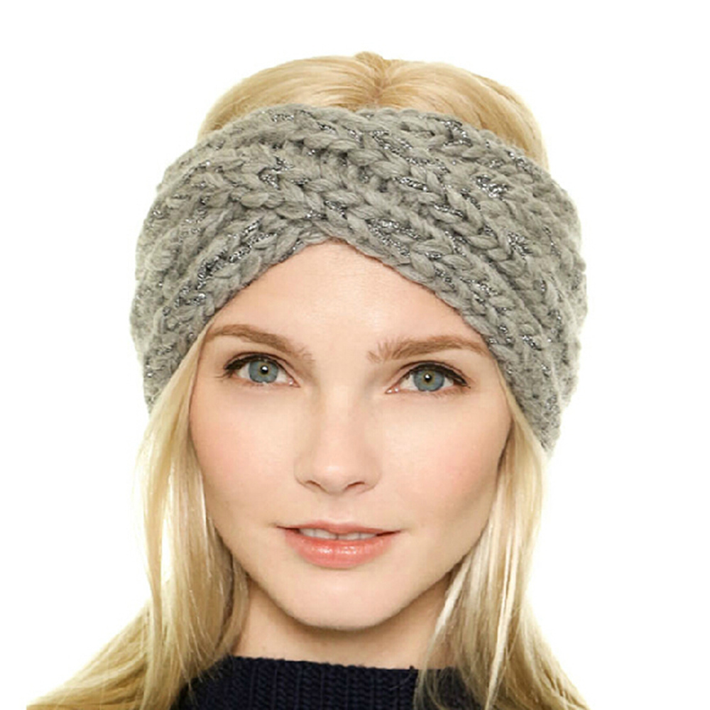 New Hats For Women Winter Tuque Hat Wrap Gethered Knot Crochet Braids Winter  Hat Turban 2015 Autumn Caps 7DI1E Headband Femme c94796530ee