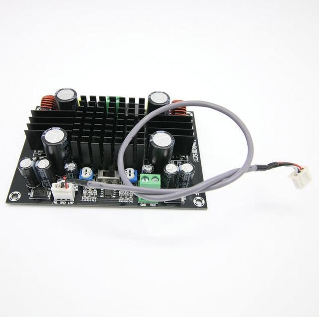 Scheda amplificatore audio digitale a traccia singola da 150W amplificatore Subwoofer per bassi pesanti mono per altoparlante