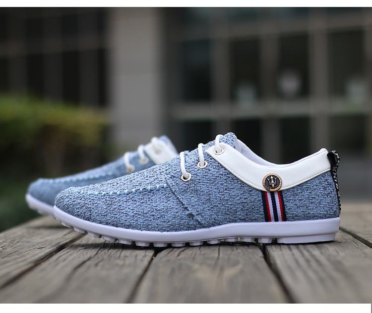 HTB1forpKh1YBuNjy1zcq6zNcXXao Men Casual Shoes mens canvas shoes for men shoes men fashion Flats brand fashion Zapatos de hombre