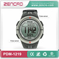 Wireless Sports Watch Pulse Meter Pedometer Heart Rate Monitor Watch