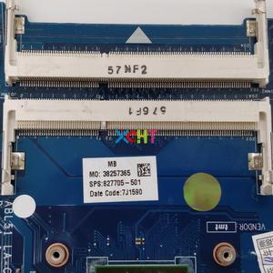 Image 3 - Per HP Notebook 15 AF Serie 15Z AF000 827705 501 ABL51 LA C781P REV:1.0 UMA A6 5200 Scheda Madre Del Computer Portatile Mainboard Testato