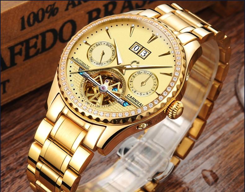 ძვირადღირებული ბიზნეს - მამაკაცის საათები - ფოტო 2