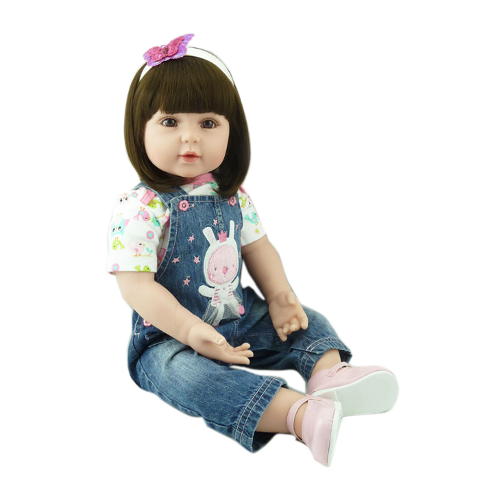 Silicone Baby Doll Clothes