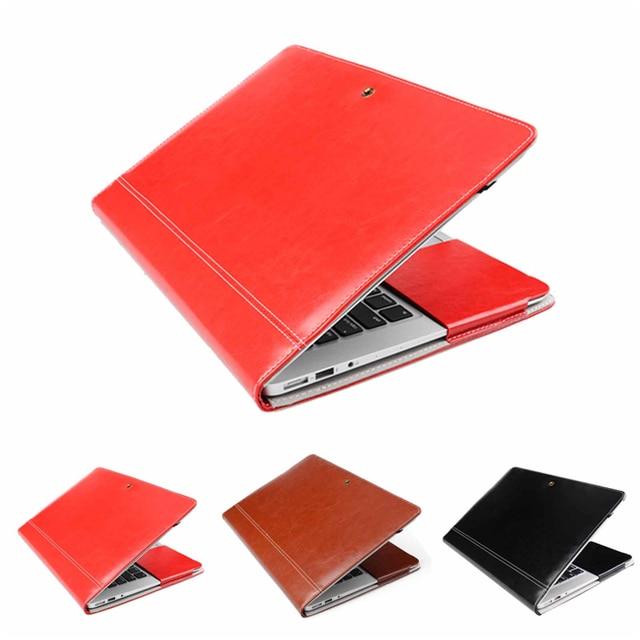 Бизнес стиль Мода Кожаный Чехол Для Macbook Air 13 Pro 13 Pro retina 13 Shell Обложка Сумка Для macbook 13 дюймов